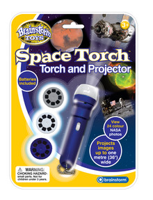Torch And Projector, Space product photo