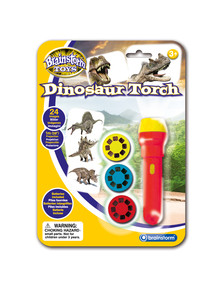 Torch And Projector, Dinosaur product photo