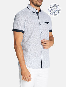 Connor Lauro Short-Sleeve Shirt product photo