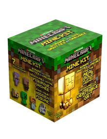 Minecraft Mine Kit Collectables, Assorted product photo