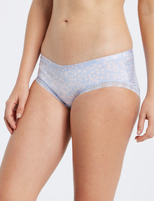 Berlei Barely There Luxe Boyleg Brief, Dancing Daisy product photo