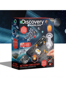 Discovery #Mindblown Toy Circuitry Action Experiment, Floating Ball product photo