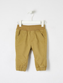 Teeny Weeny Chino Pant, Tobacco product photo