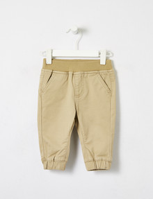 Teeny Weeny Chino Pant, Stone product photo