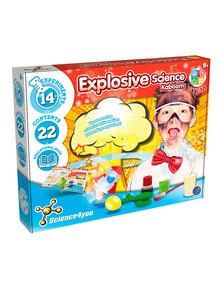 Science & Technology Kaboom Explosive Playset product photo