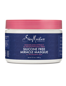 Shea Moisture Sugercane Extract & Meadowfoam Seed Silicone-Free Miracle Masque, 340g product photo