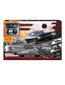 Fast & Furious Ultimate Speed Track Set product photo