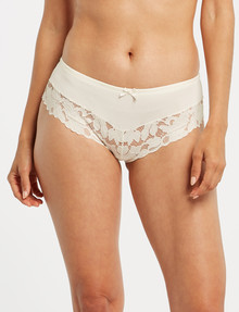 Bendon Alice Boyleg Brief, Gardenia product photo