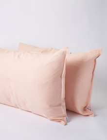 Domani Toscana Standard Pillowcase, Pair, Blossom product photo