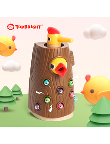Topbright Game Woodpecker Feeding product photo