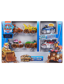 Paw Patrol True Metal Gift Pack, 6-Piece Set product photo