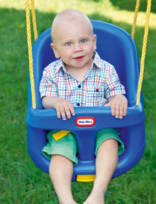 Little Tikes High-Back Toddler Swing product photo