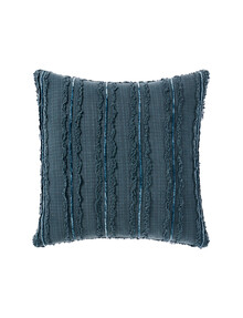 Linen House Heather European Pillowcase, Slate product photo