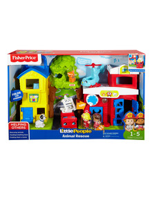 Fisher Price Little People Animal Rescue product photo
