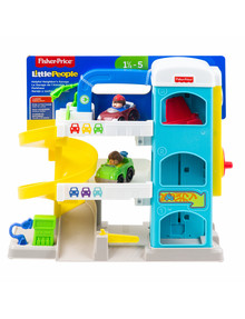 Fisher Price Little People Helpful Neighbours Garage product photo