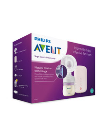 Avent Philips Single Electric Breast Pump product photo