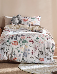 Hiccups I Spy Something Wild Duvet Cover Set product photo