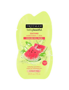 Freeman Mask Watermelon & Aloe, 15ml product photo