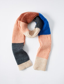 Switch Multi-Stripe Scarf product photo