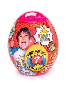 Ryans World Giant Mystery Egg, Series 6 product photo
