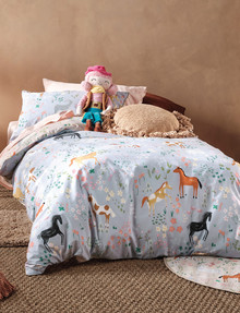 Hiccups Horsemania Duvet Cover Set product photo