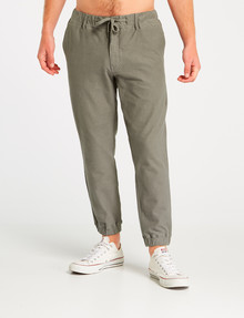 Tarnish Detriot Jogger Pant, Sage product photo