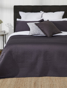 Kate Reed Sara Coverlet, Charcoal product photo