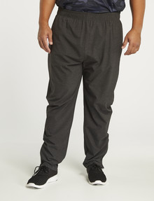 Gym Equipment King S Pace Trackpant, Charcoal product photo