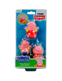Peppa Pig Family Squirters, 3-Pack product photo