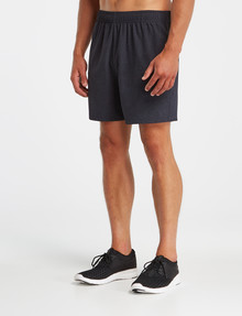 Gym Equipment Pace Short, Navy product photo