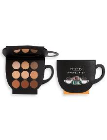 Makeup Revolution X Friends Grab a Cup - Contour Face Palette product photo