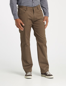 Line 7 Aiden Utility Pant, Taupe product photo