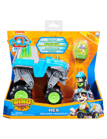 Paw Patrol Rex Feature Vehicle product photo