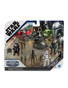 Star Wars Mission Fleet Defend The Child Pack product photo