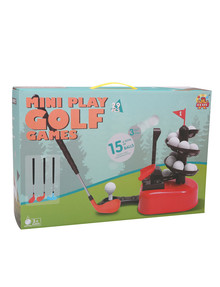 Sport Mini Play Golf Set product photo