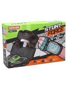 Remote Control Stunt Force Remote Control with Hand Controller, Assorted product photo