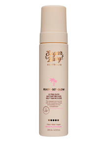 SugarBaby Ready Set Glow Ultra-Dark Self Tanning Mousse, 200ml product photo