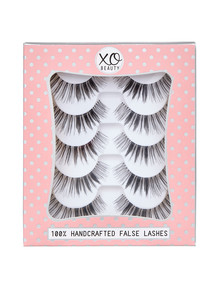 xoBeauty The Gold Digger False Eyelash Set product photo
