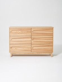 Sable & Briar Oslo Lowboy, Natural product photo