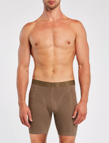 Bonds Mid-Length Extra Tough Trunk, Khaki product photo