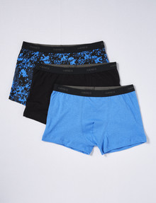 Hanes Trunk, 3-Pack, Leopard product photo