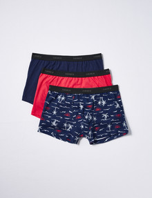 Hanes Trunk, 3-Pack, Sunshine product photo