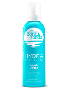 Bondi Sands Hydra After Sun Aloe Vera Cooling Foam, 165g product photo