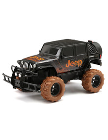 1:14 Jeep Trail Cat / Mudslinger Jeep Working Lights, Assorted product photo