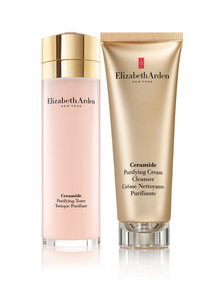 Elizabeth Arden Ceramide Cleanser & Toner Set product photo