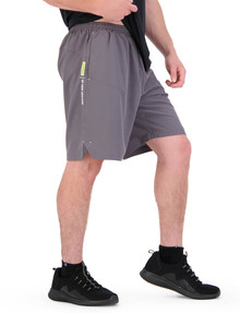 "Canterbury Vapodri Woven Gym 8"" Short, Charcoal product photo"