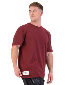 Canterbury Vapodri Pitch Short-Sleeve Tee, Chocolate product photo