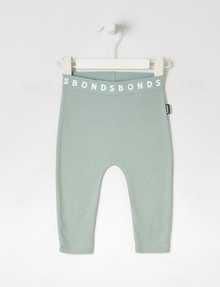 Bonds Ribbed Leggings, Green product photo