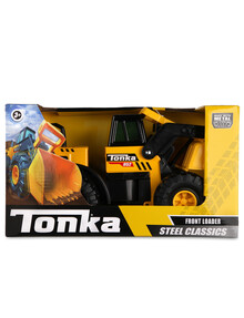 Tonka Metal Steel Classic Front Loader product photo