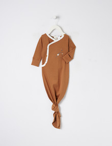 Little Bundle Starstorm Long-Sleeve Gown product photo